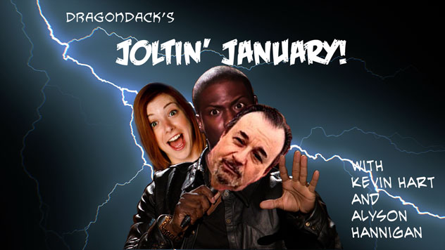 Dragondack's Joltin' January
