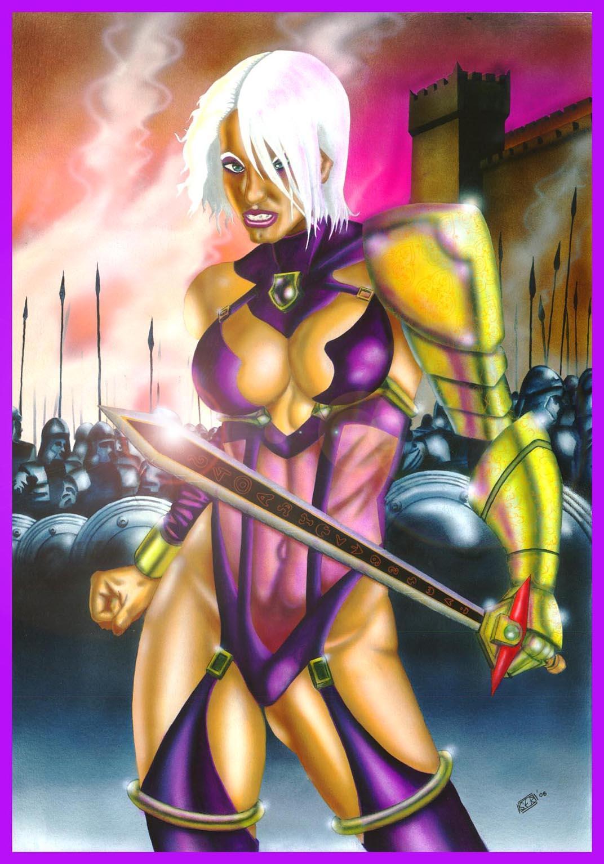 Ivy -soul calibur-