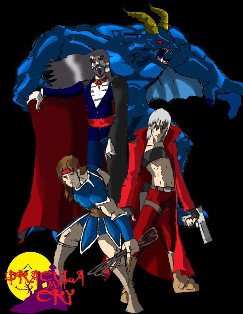 Dracula May Cry