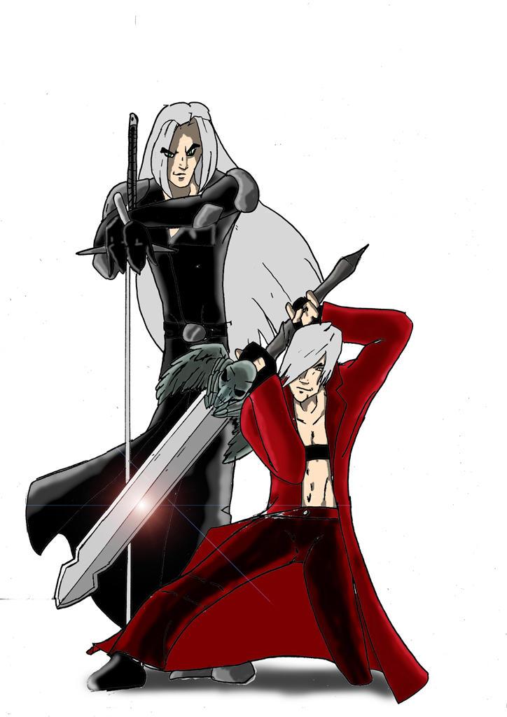 Half-Breed Swordsmen