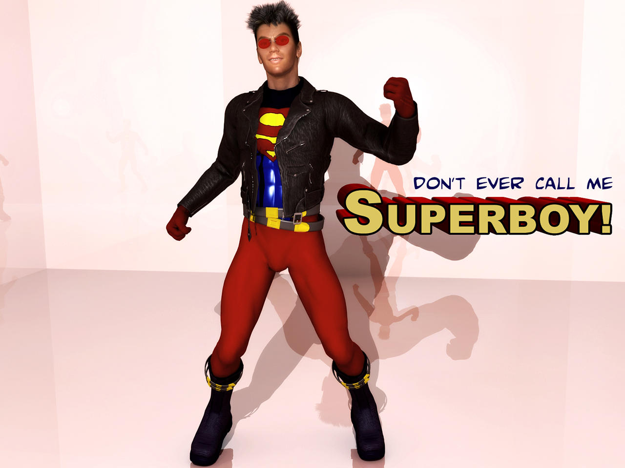 Superboy - The Early Years - Part 1