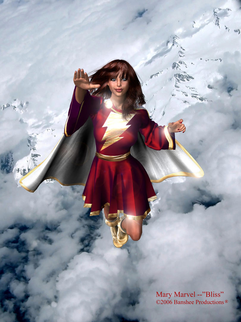 Mary Marvel-Bliss