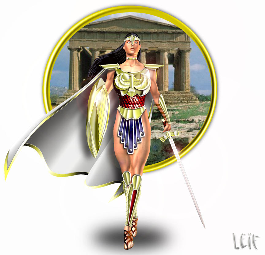 Ultimate Diana.