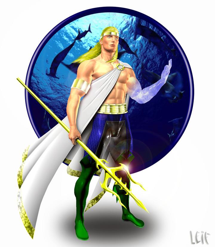 Ultimate Aquaman