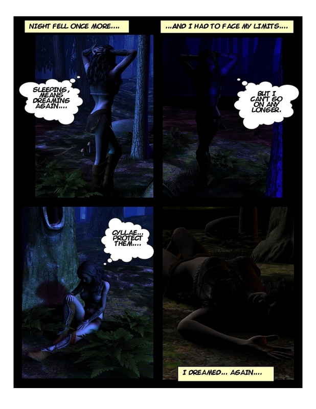 """The Adventures of Solani Darlan-Aranstar"" Issue #1, page 10"