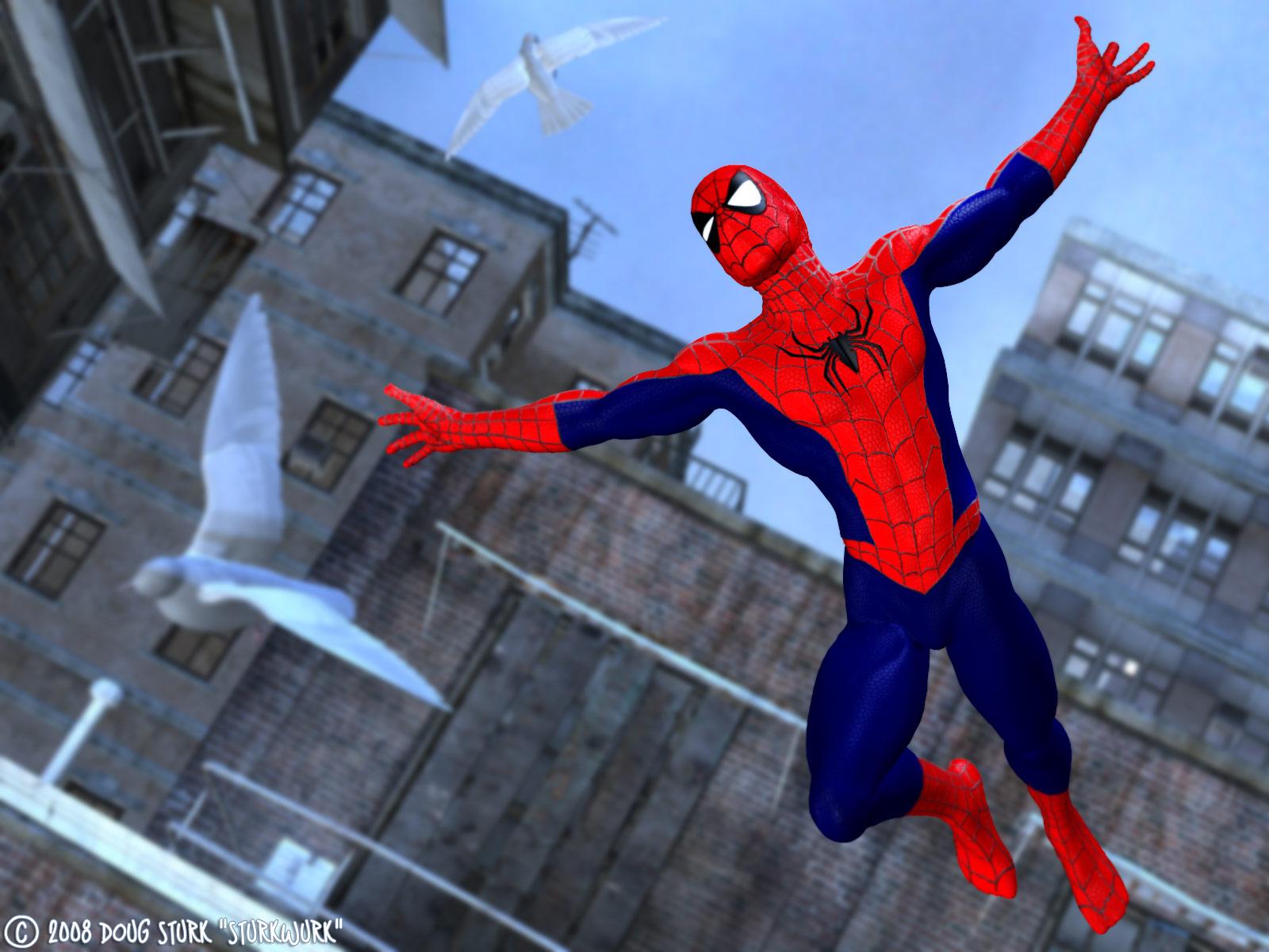Spider-Man Jubilation 1 of 2
