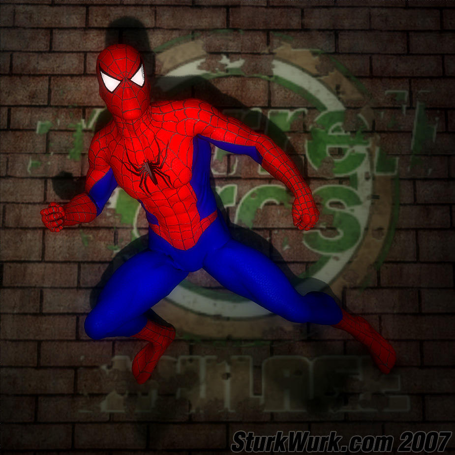 Spidey in the Spotlight
