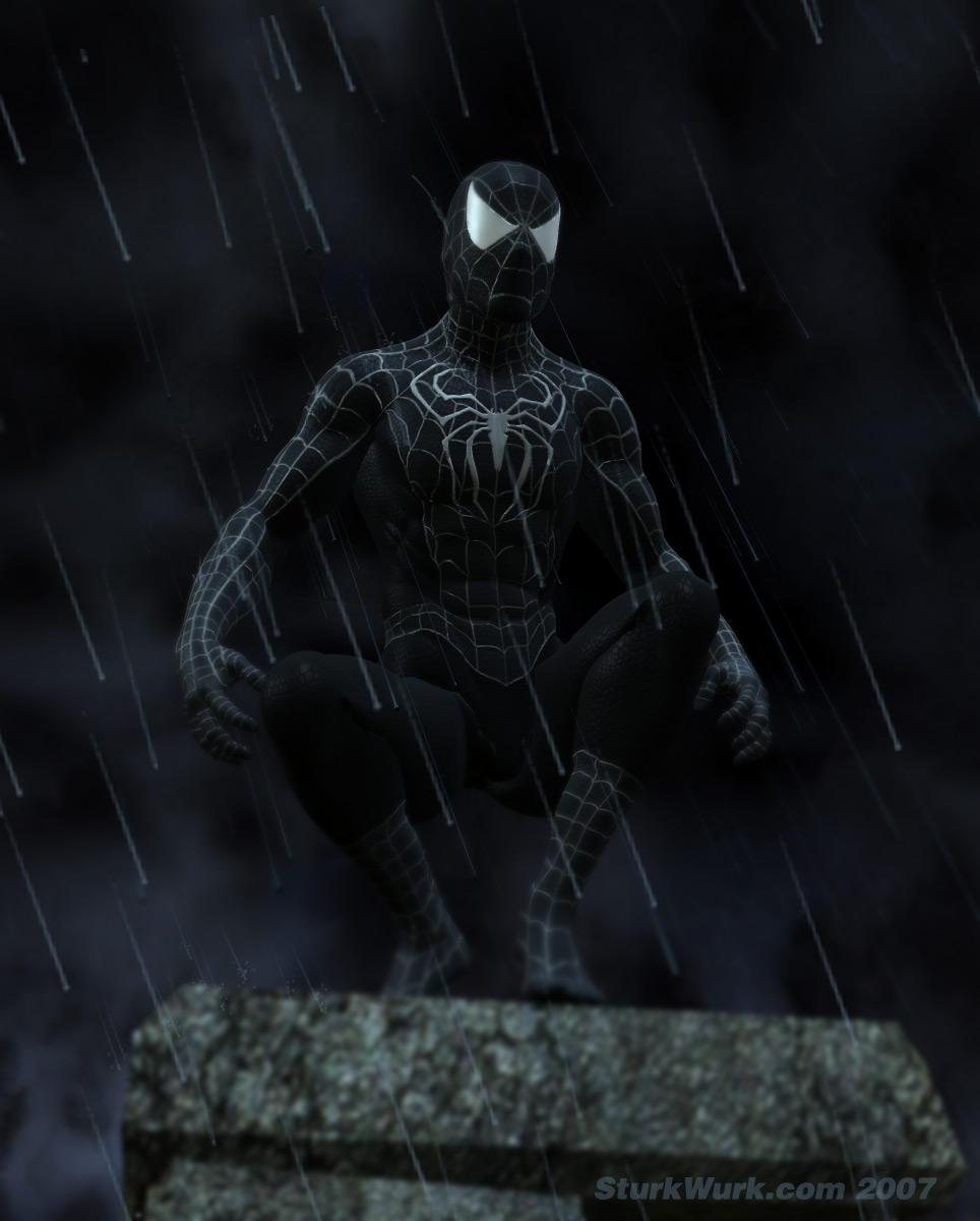 Pondering Spider