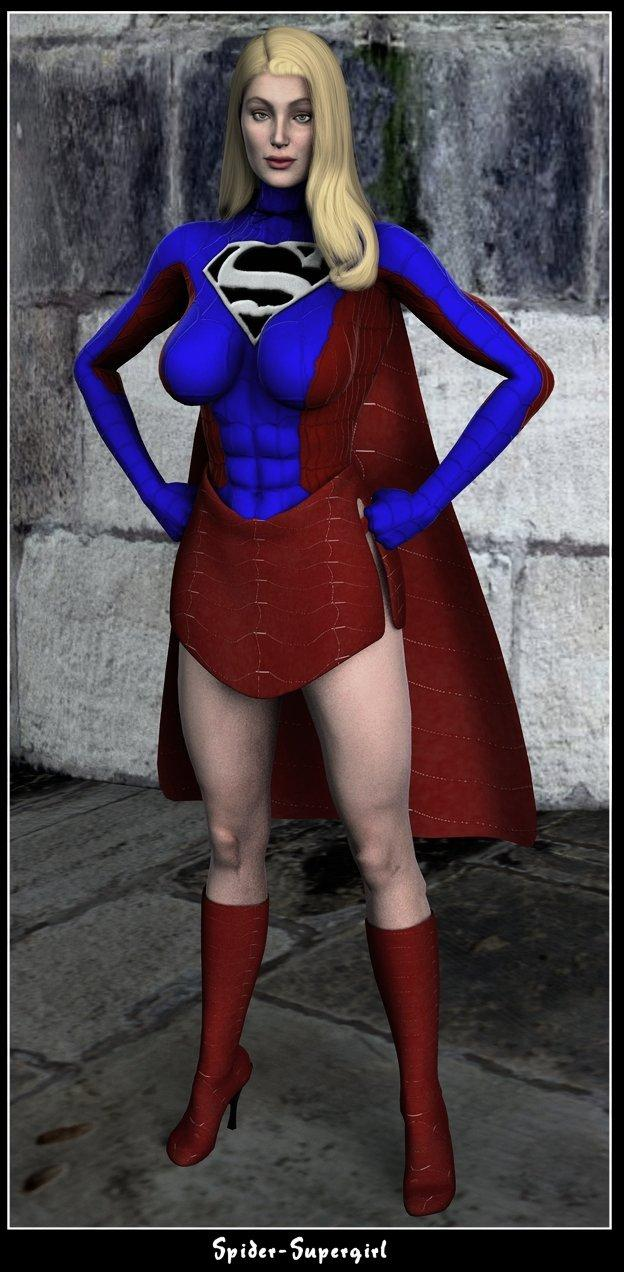 Spider-Supergirl