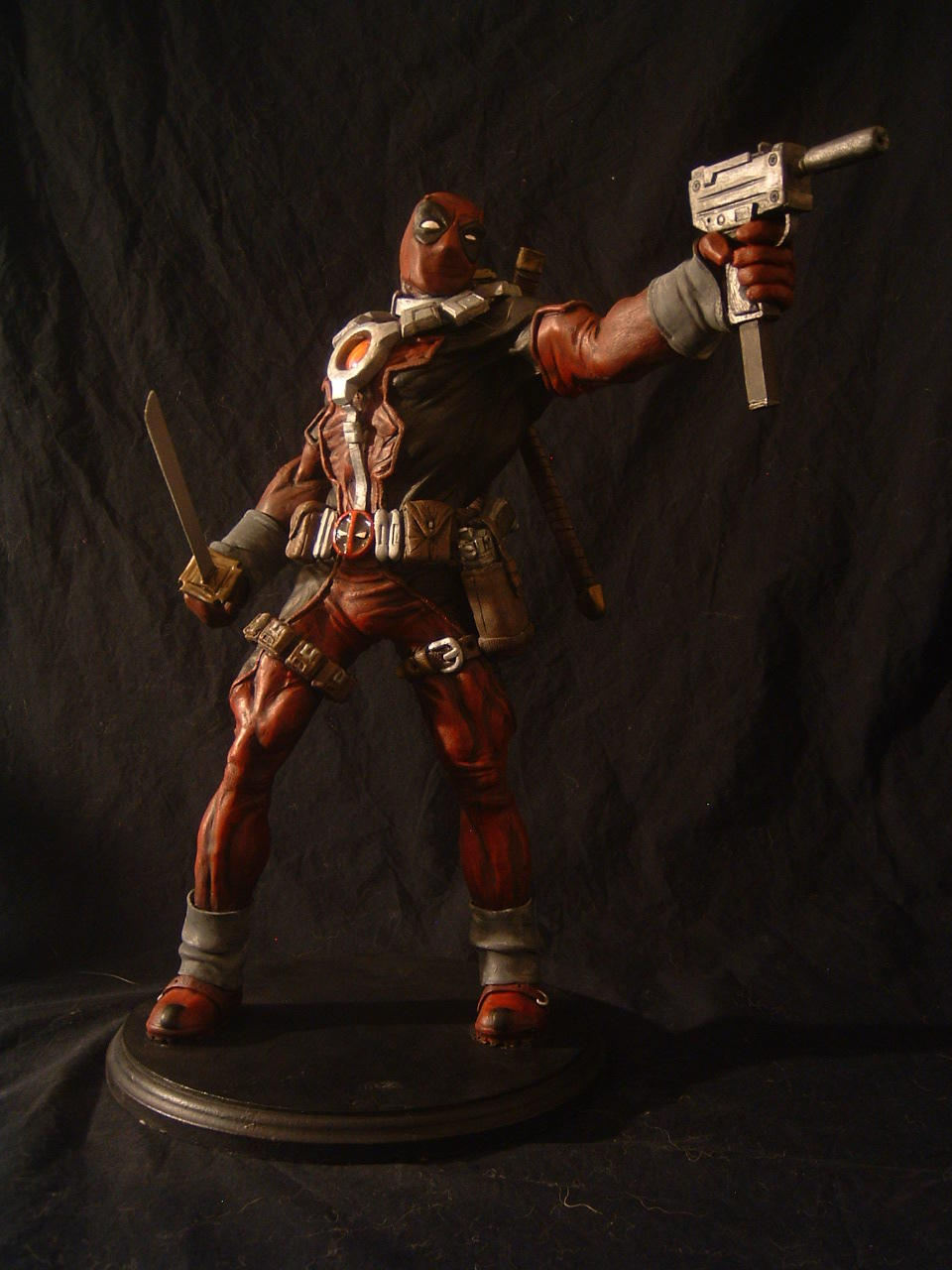 Deadpool (maquette)