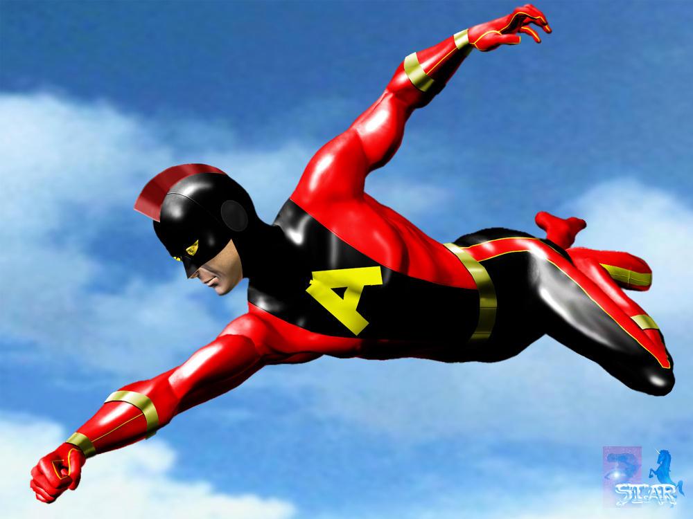 Avenger in Flight