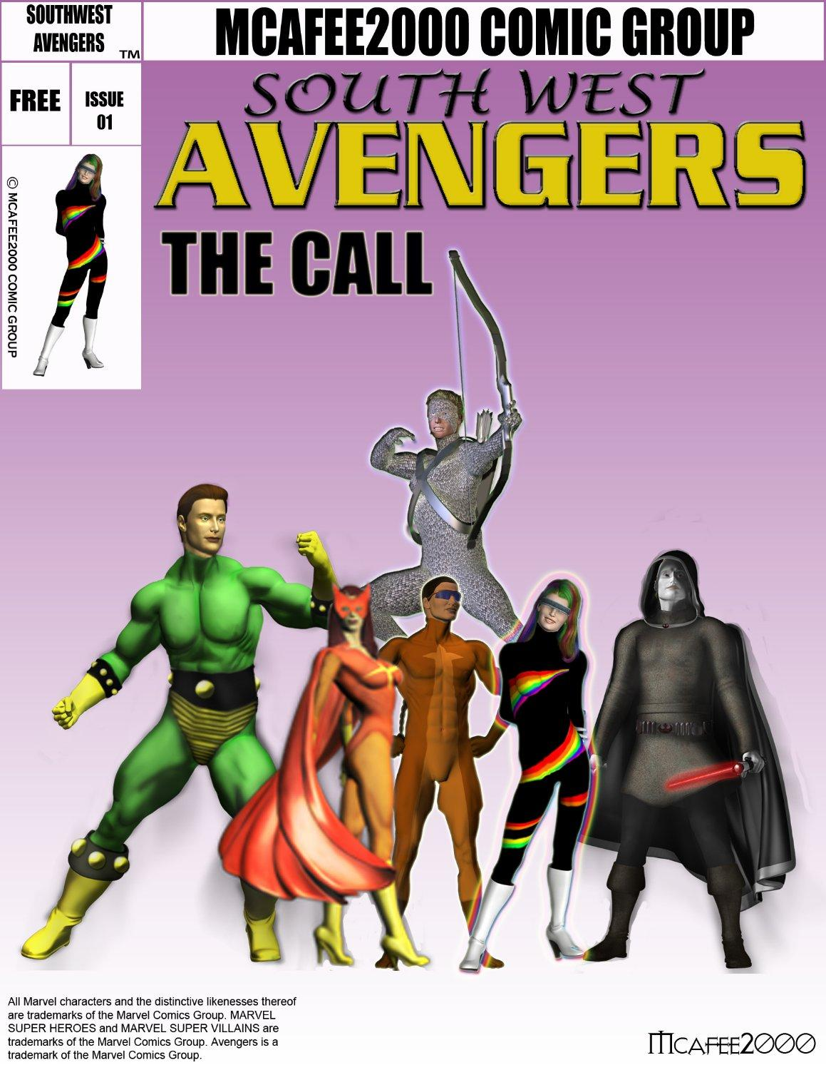 South West Avengers - Group