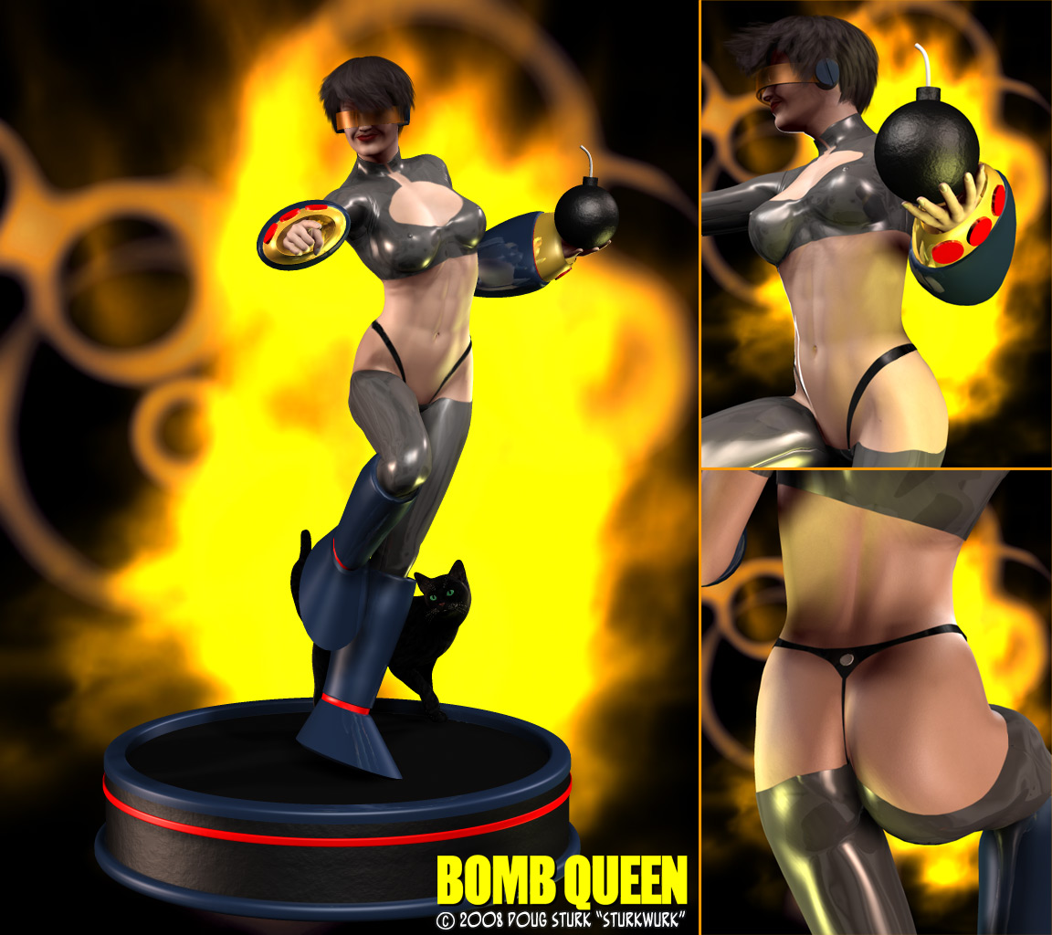 Bomb Queen
