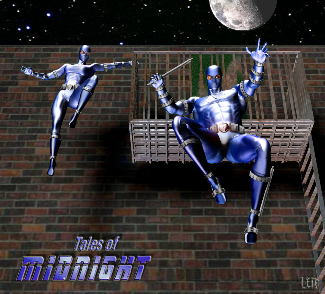 Tales of Midnight