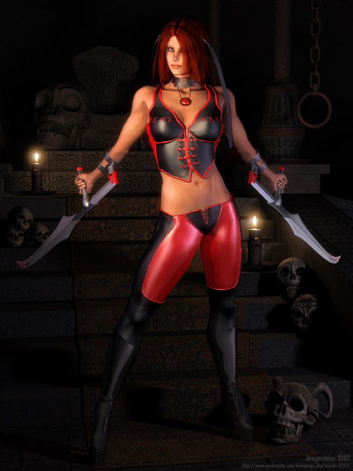 Rayne of Blood