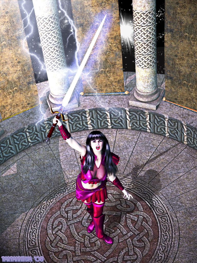 Sinister Celestial Sword Stealer