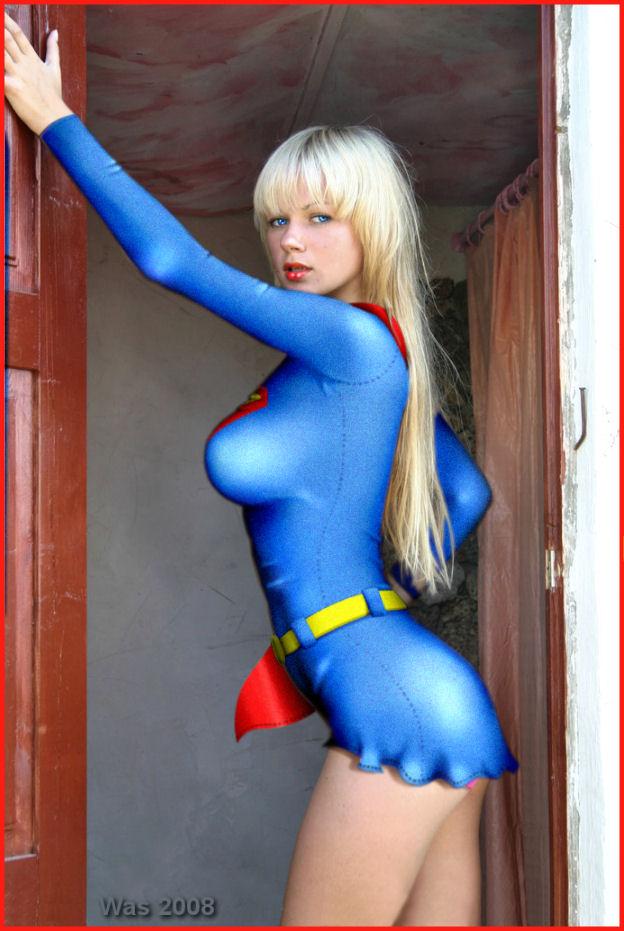 Original Costume Supergirl
