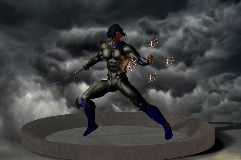 Psi Warrior Rising