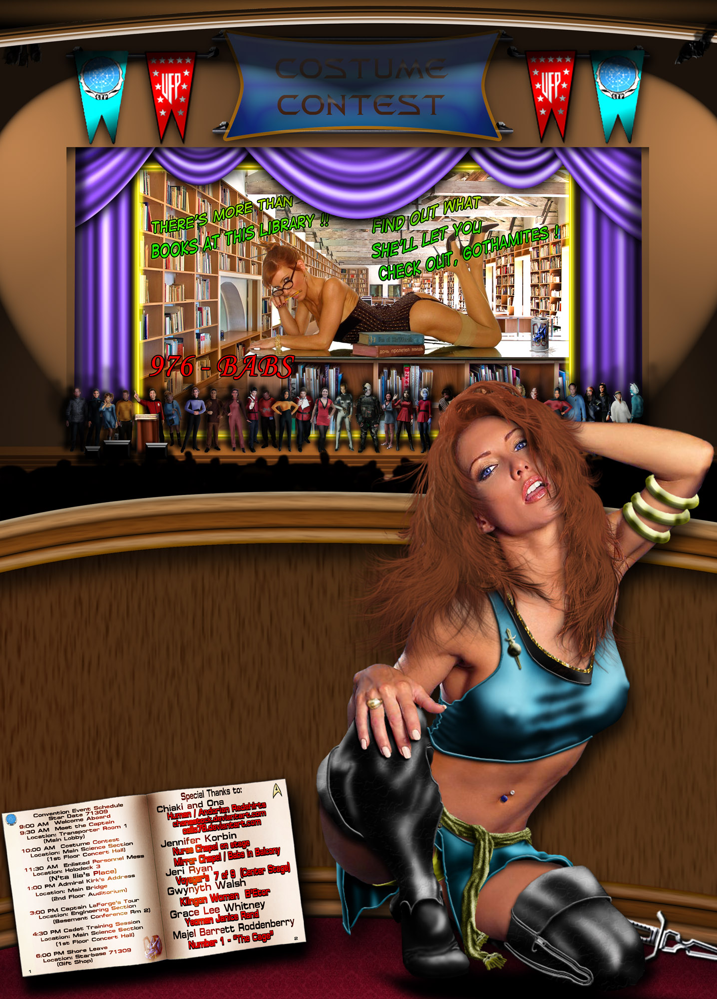 The Nightlife of Barbara: Episode 4