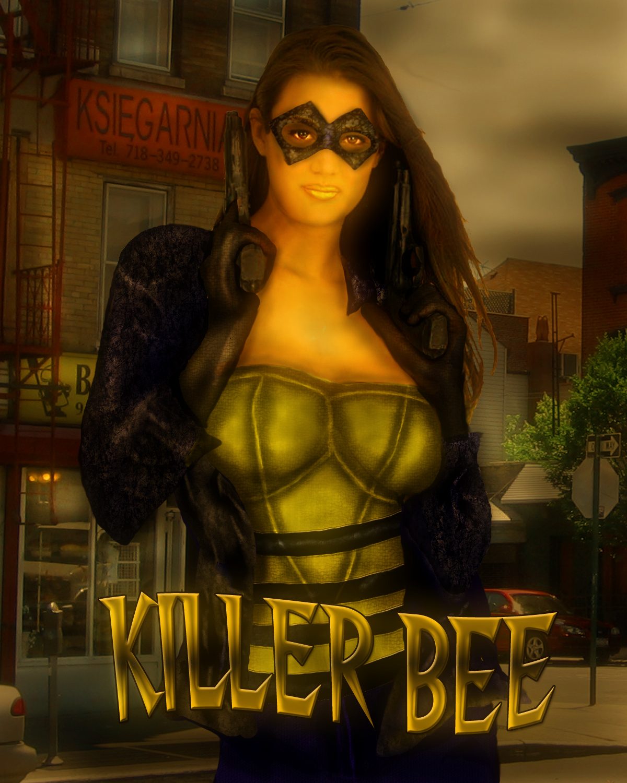 ORIGINAL CHARACTER: KILLER BEE