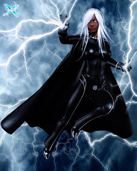 Storm: Movie-Verse