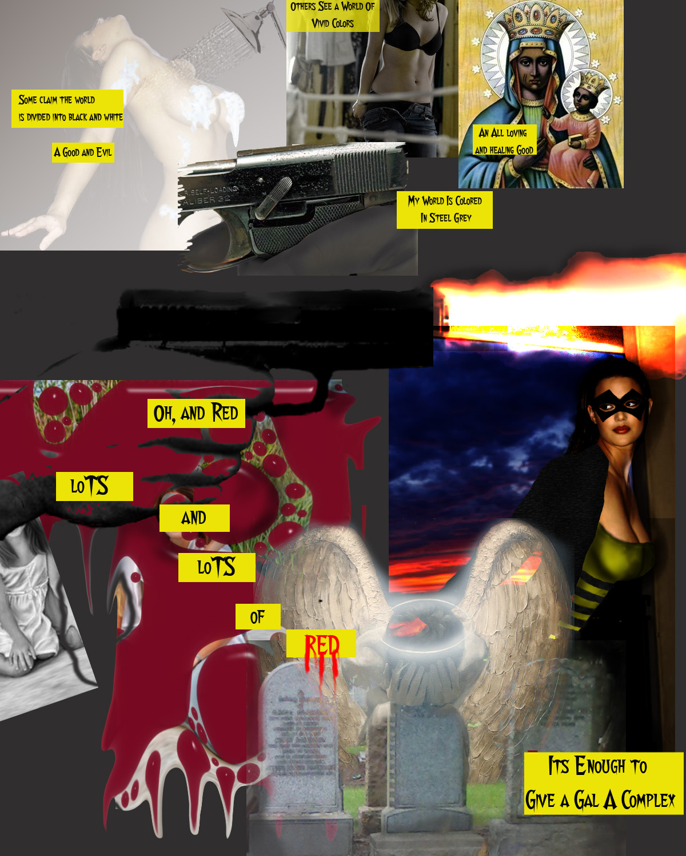 SPECTACULAR COMICS SPOTLIGHT 01