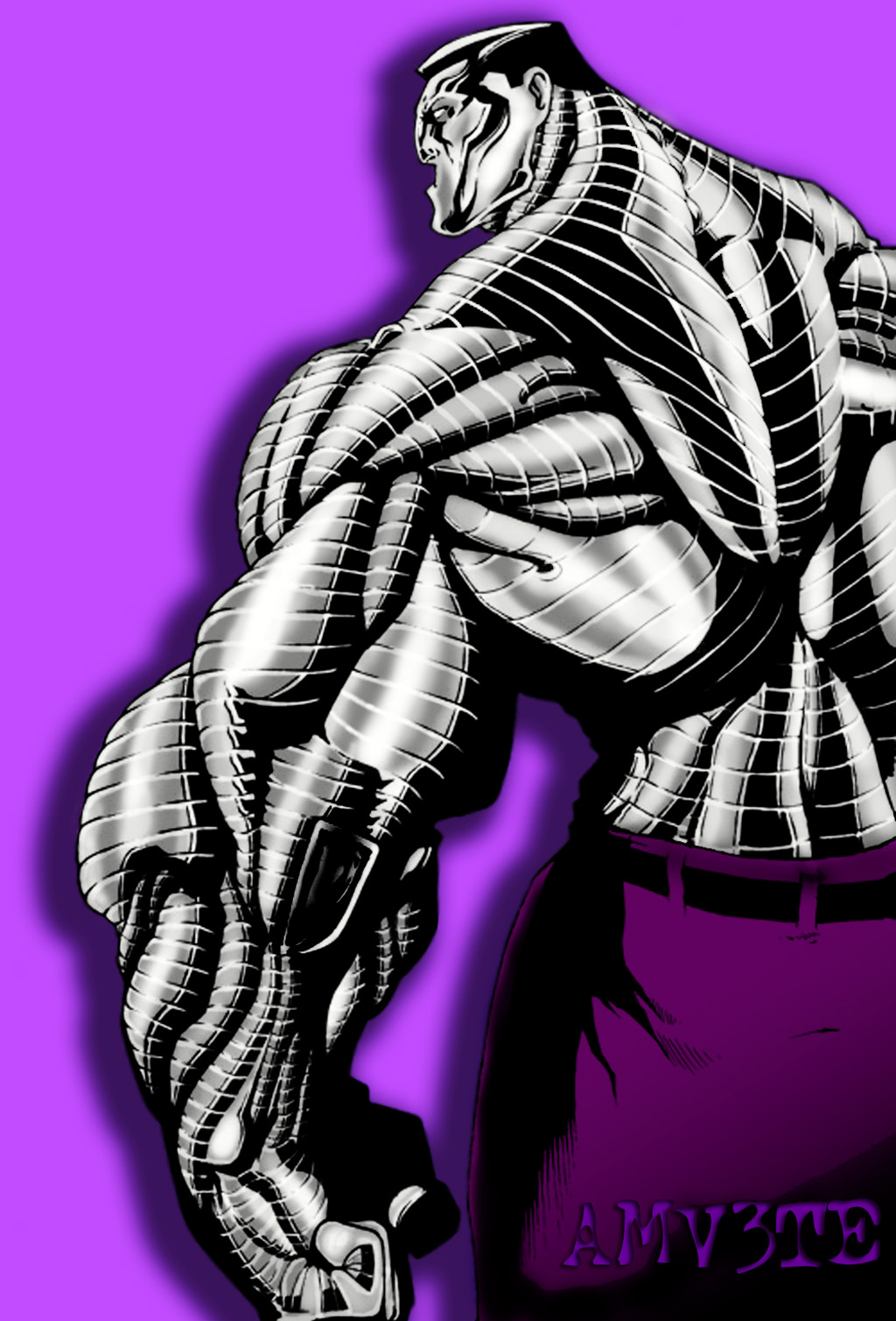 COLOSSUS - Unknown artist - COLORS by AMV3TE