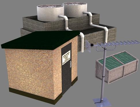 roof top props