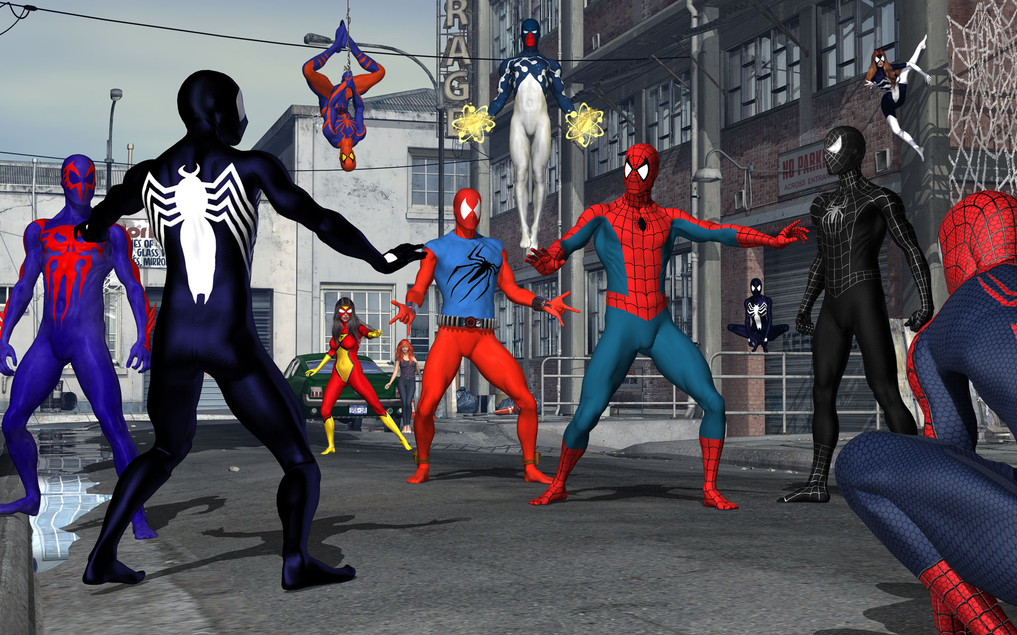 Spiders Unlimited