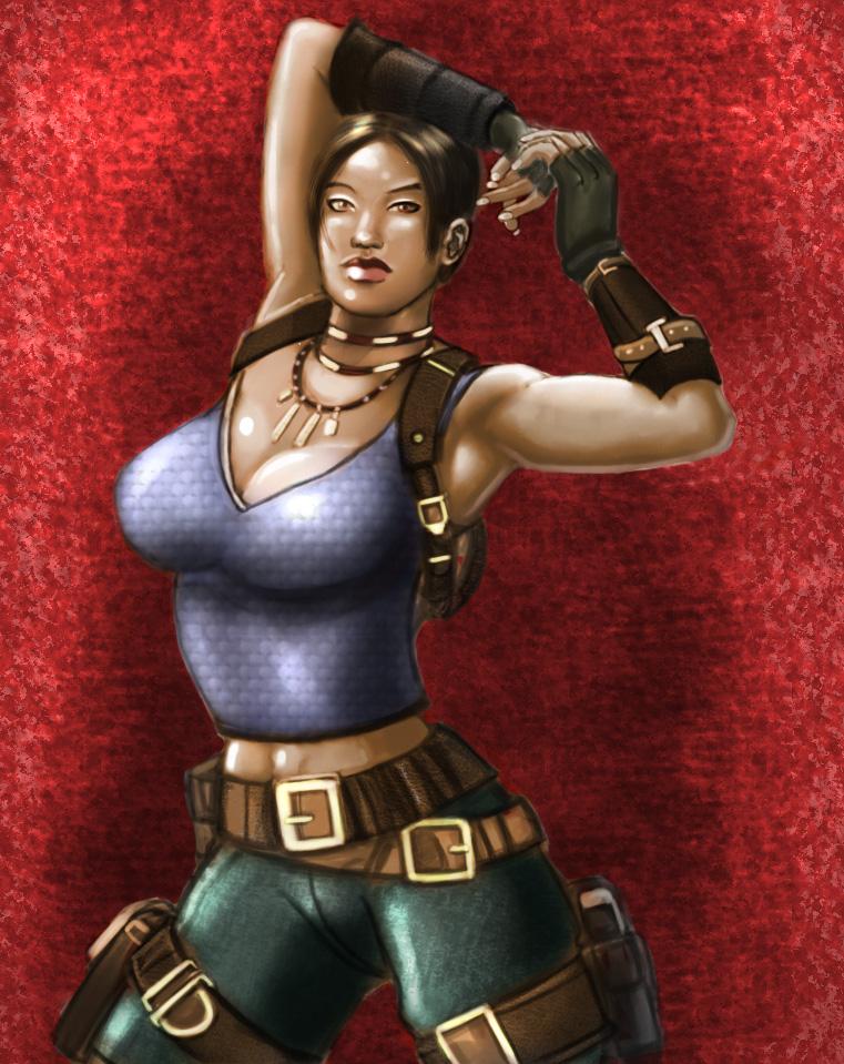 Sheva Alomar  (Resident Evil)