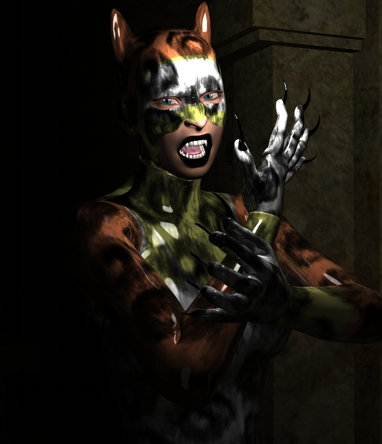 Enter....Cheetah