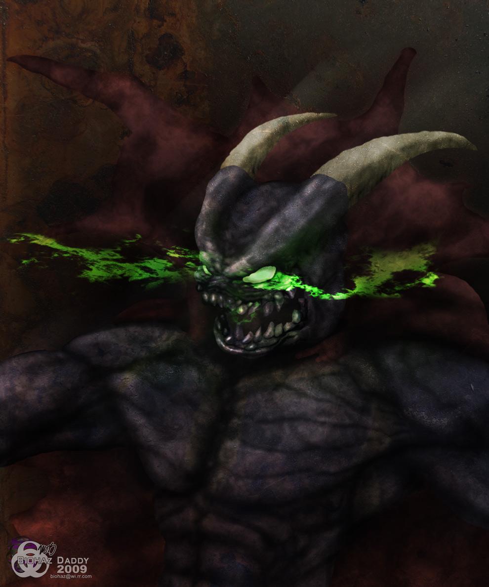 Demon Hell-Spawn