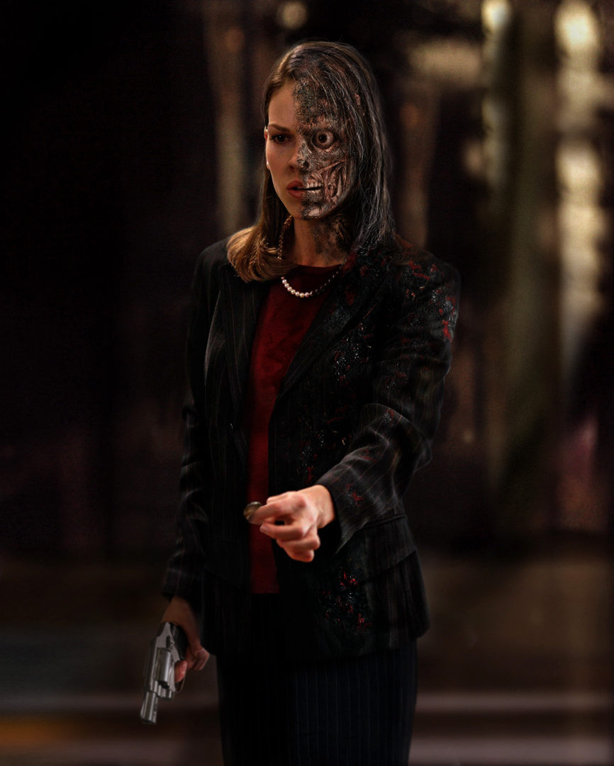 If Women Ruled The Earth - Haley Two-Face