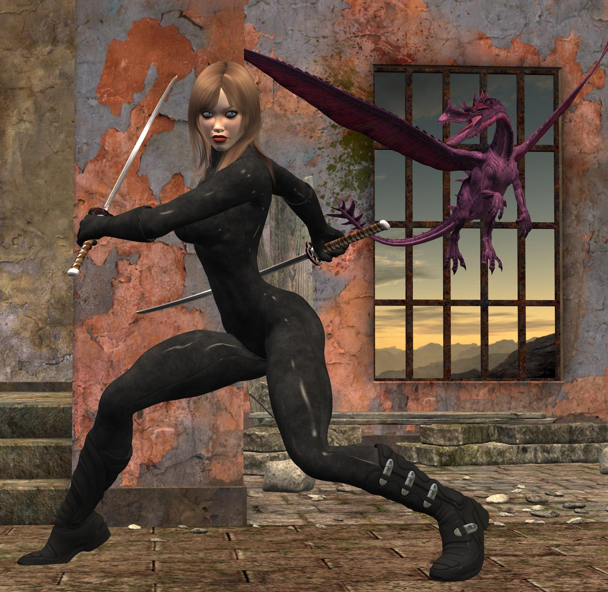 Smackdown 4 Shadowcat