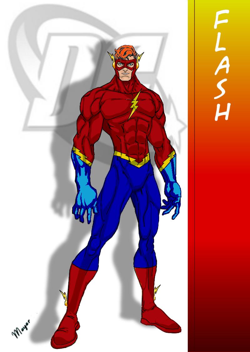 New Flash W/O Helmet
