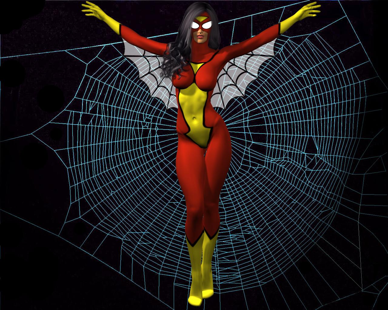 Spider Woman 1