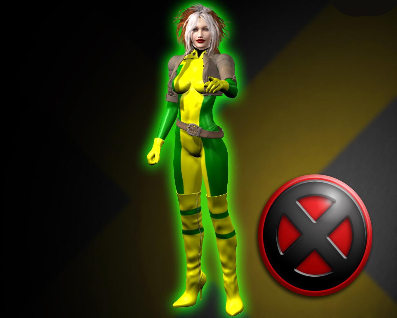Rogue (Original Outfit)