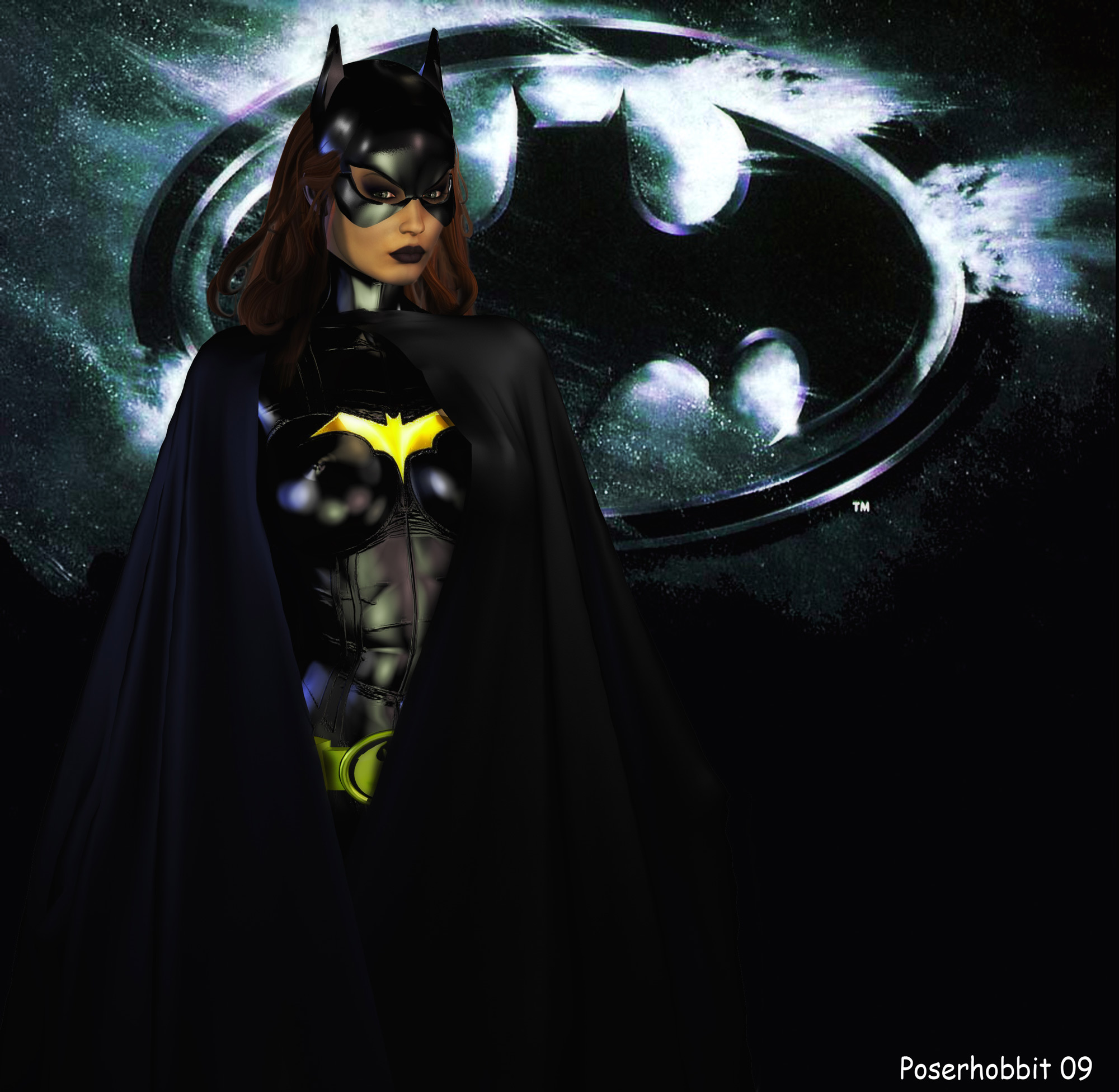 Batgirl Defender of Gotham