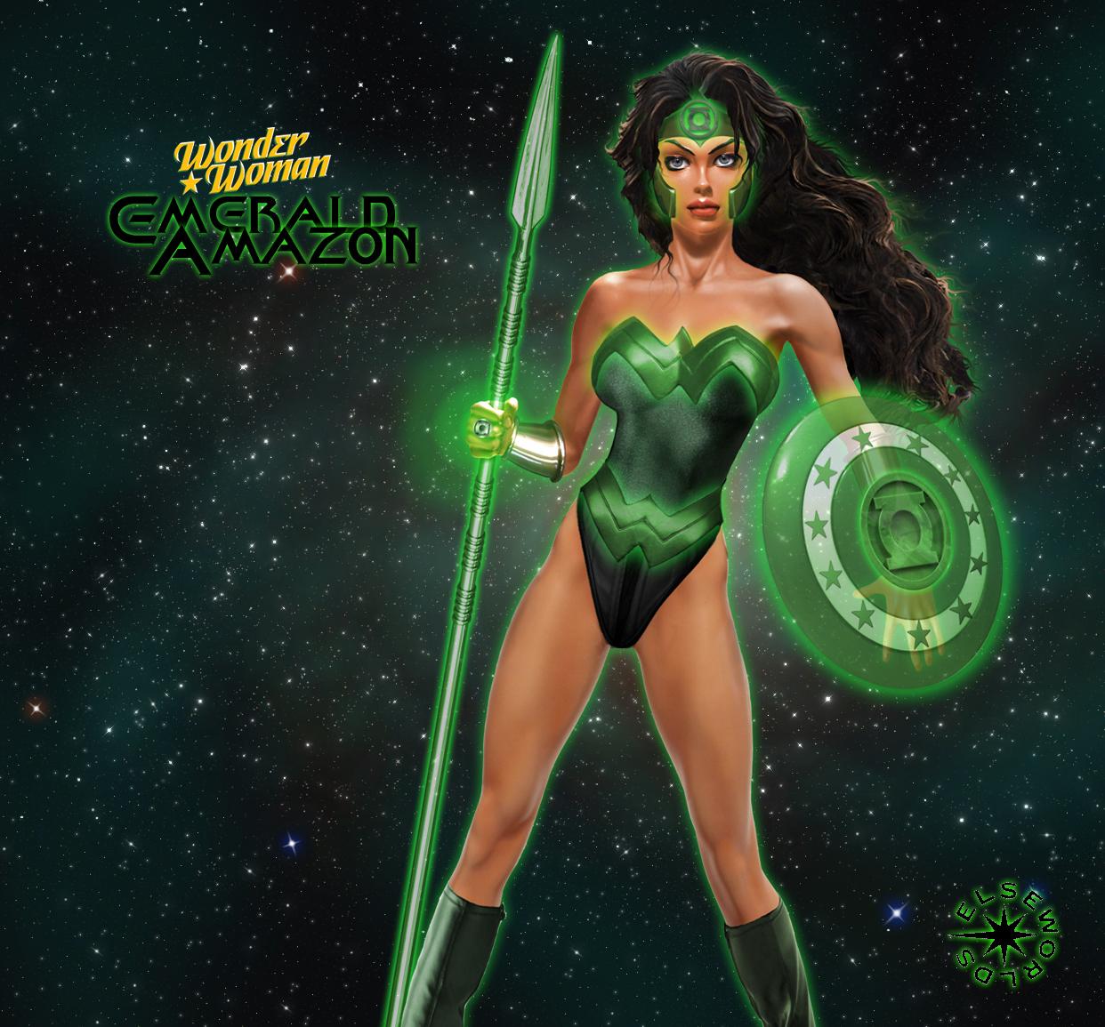 Emerald Amazon