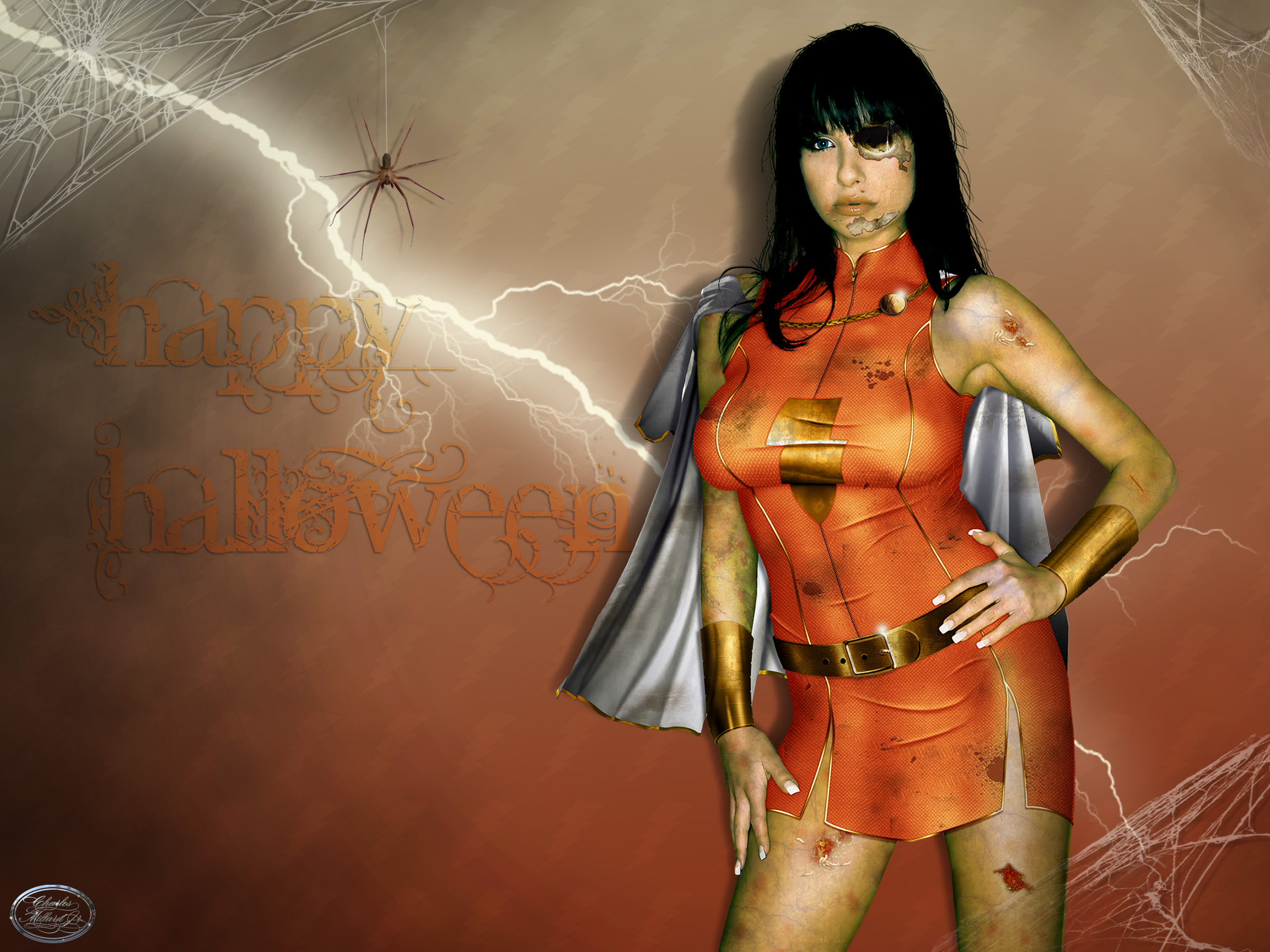 Halloween Entry - Mary Marvel
