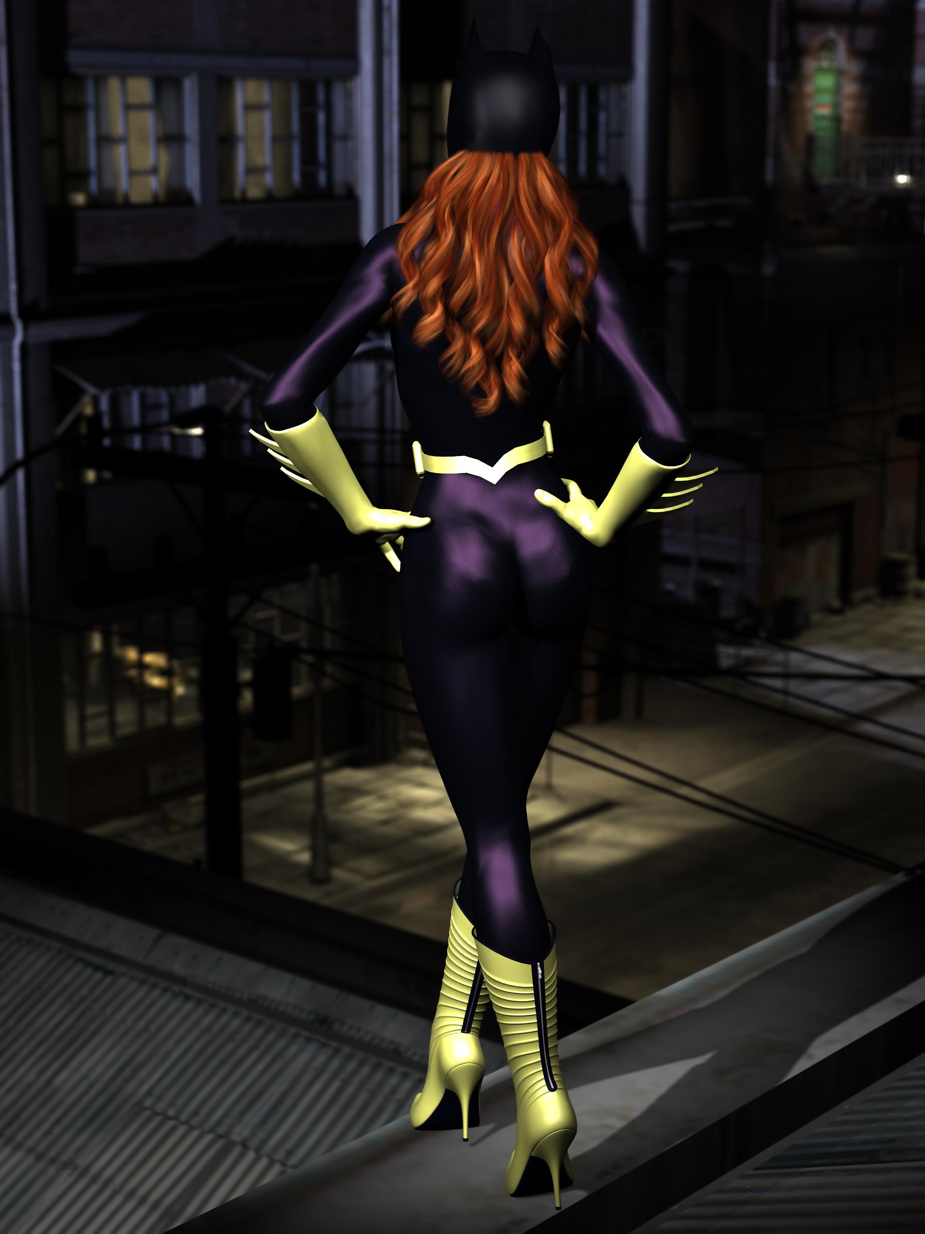 Batgirl By Night