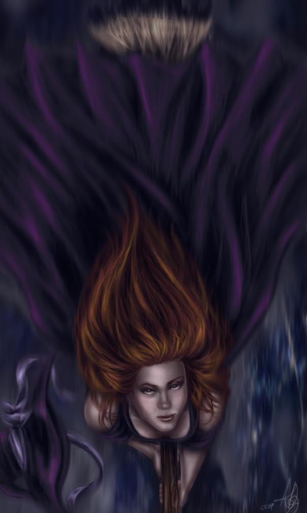 Witch Self portrait
