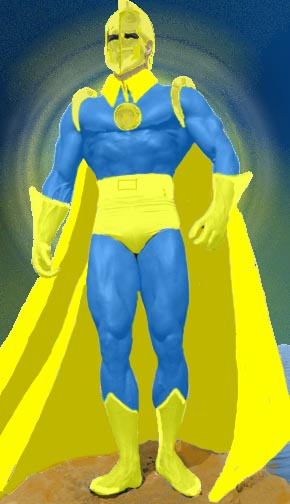 DR. FATE OF THE JSA