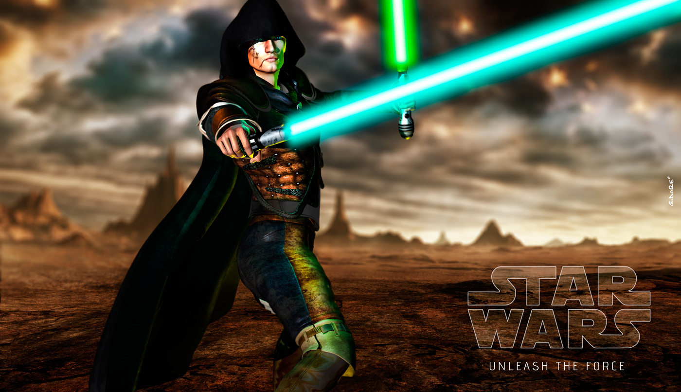 UNLEASH THE FORCE