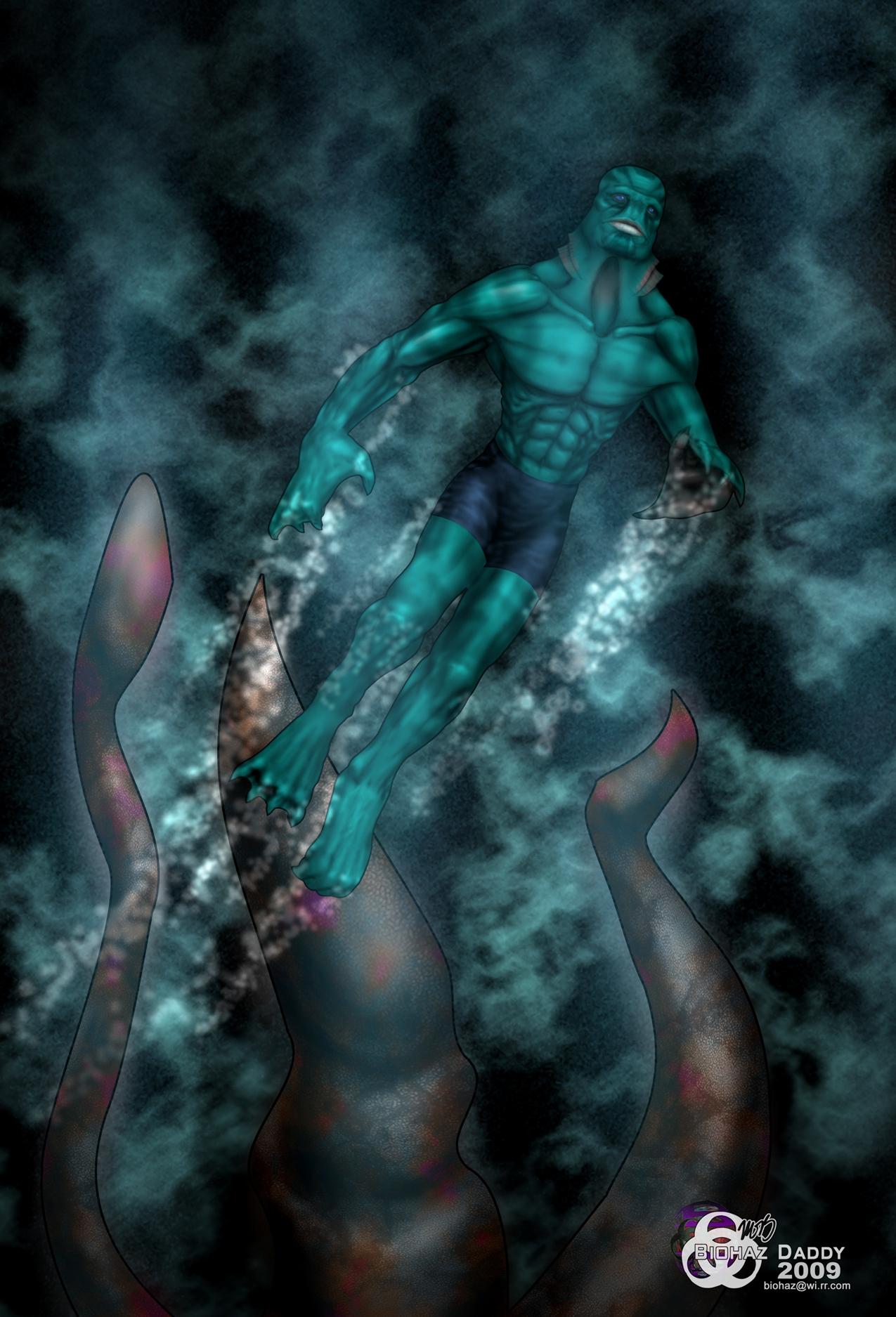 Abe Sapian for tartanninja from Biohaz_Daddy