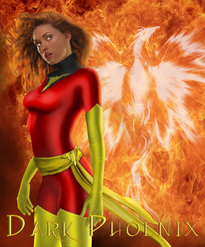 Dark Phoenix for ReddEra from Daruma