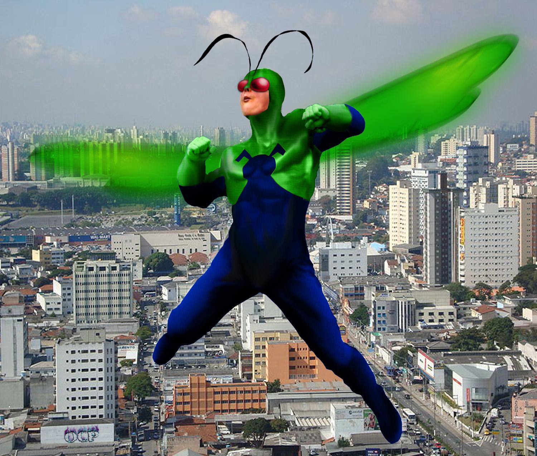 Cricket-Man (Homem-Grilo)