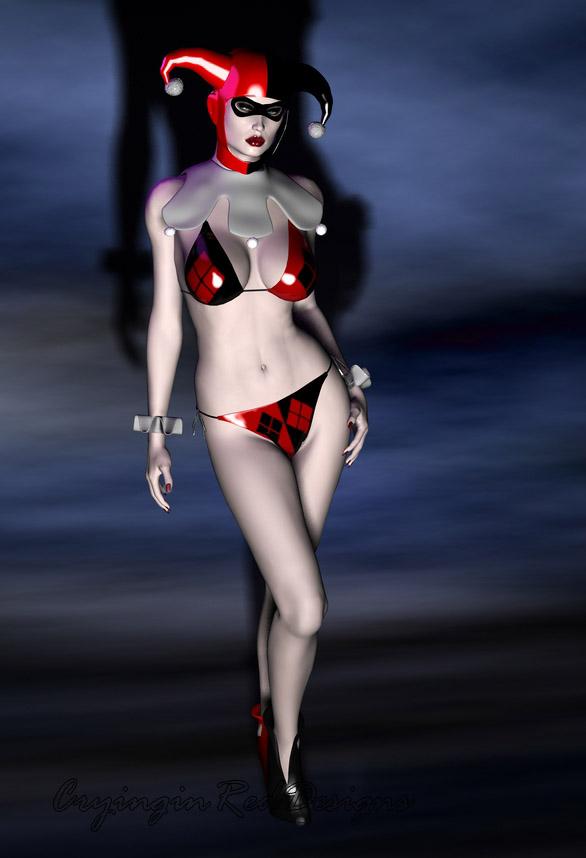 Harley's new Bikini