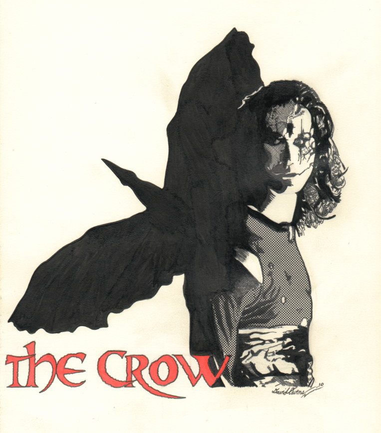 The Crow-Brandon Lee Tribute