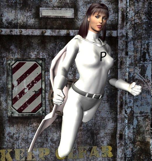 Phantom Girl